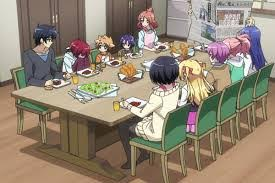 Joukamachi no Dandelion Table