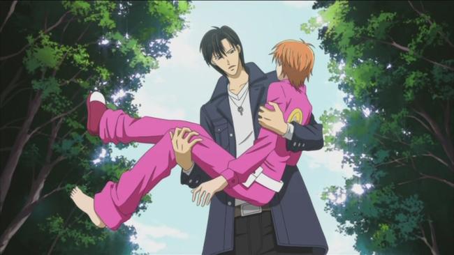 Skip Beat - Kyoko and Ren