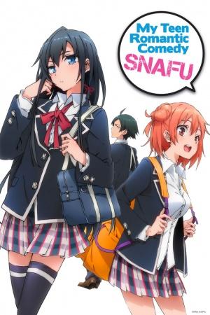My Teen Romantic Comedy SNAFU_Character Shot