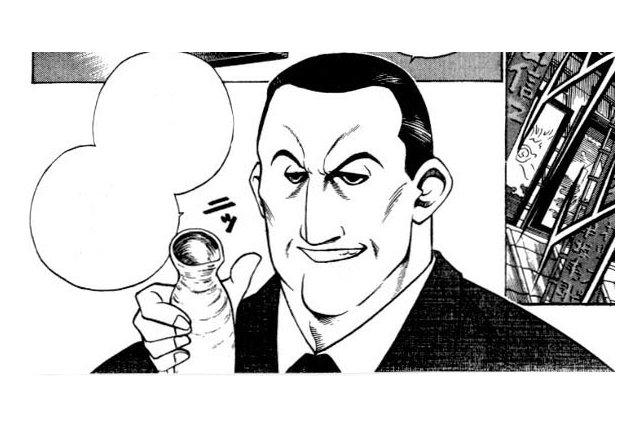 Rurouni Kenshin Shibumi drinking
