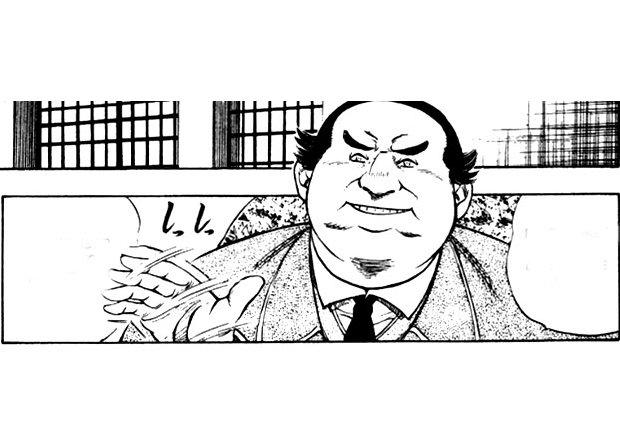 Rurouni Kenshin Tani the piggy