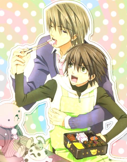 Junjou Romantica 3 Misaki & Usami 2