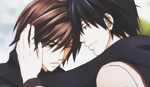 Junjou Romantica 3 Kamijou & Nowaki