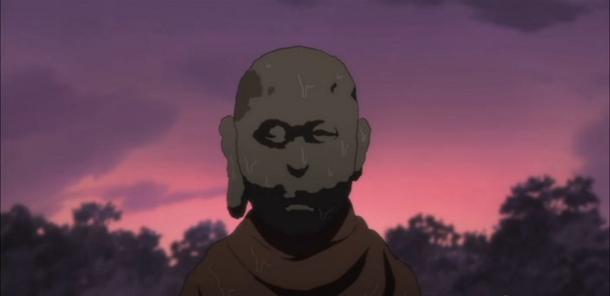 Jizō Elder Bairn First Form from Blood-C