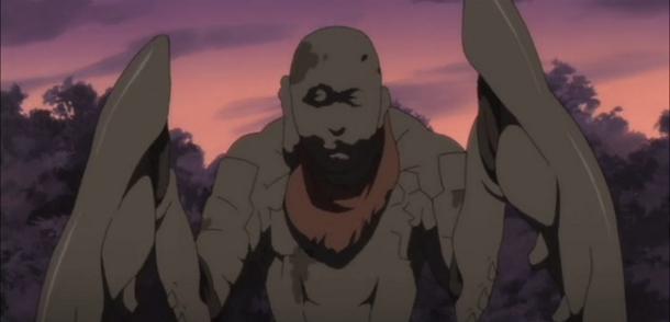 Jizō Elder Bairn Second Form from Blood-C
