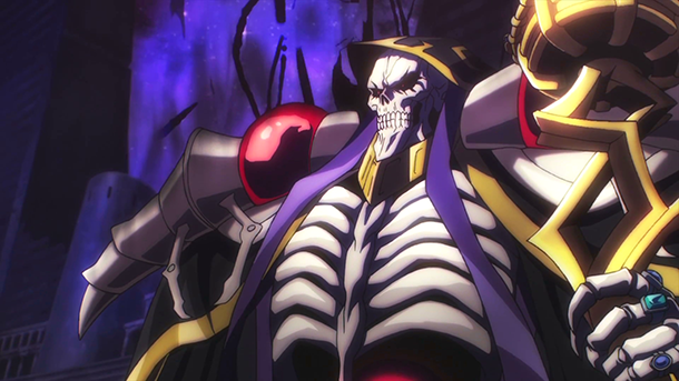 Monster Musume Overlord
