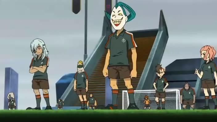 Inazuma Eleven shin teikoku gauken