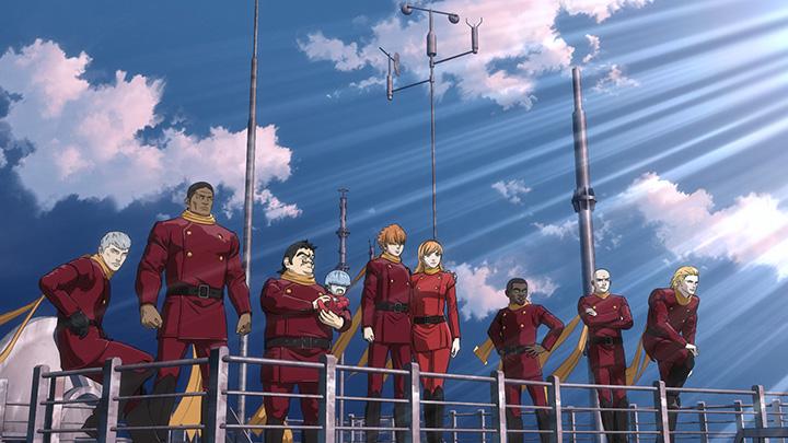 Gatchaman Crowds Insight Cyborg 009