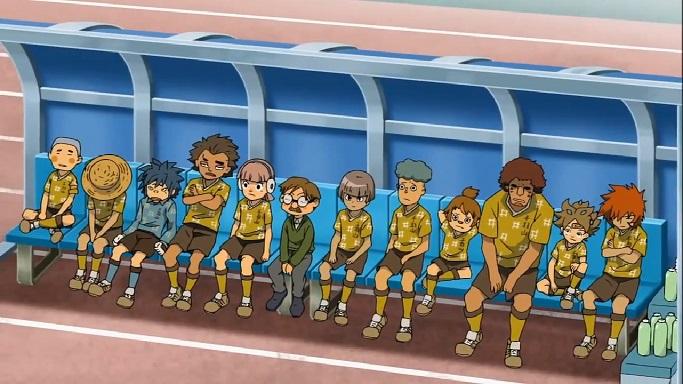 Inazuma Eleven Senbayama