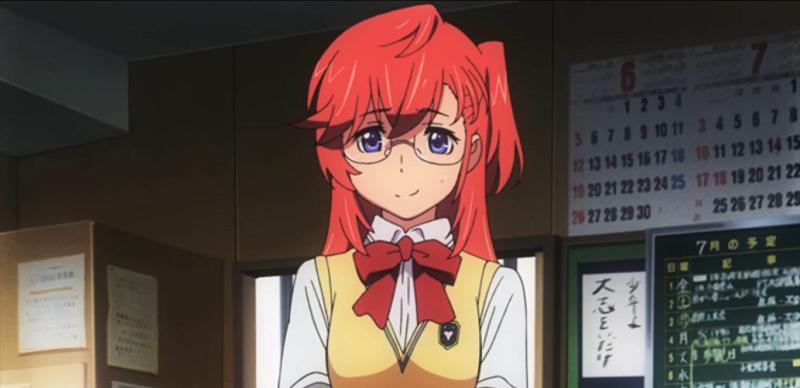 Ichika Takatsuki from Ano Natsu de Matteru