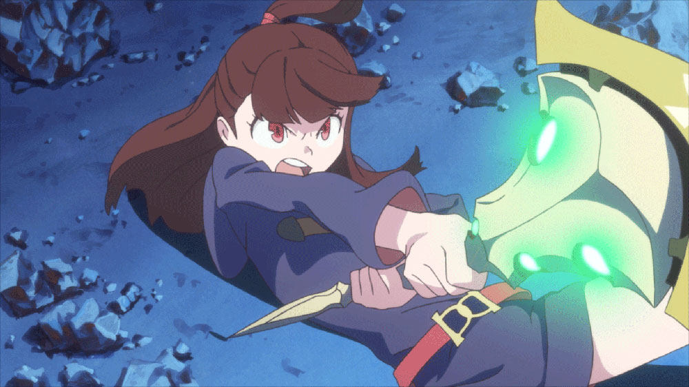 Little Witch Academia Climax