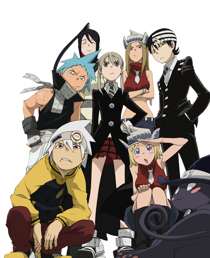 Little Witch Academia Soul Eater