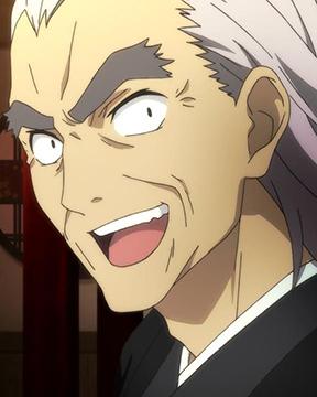 Nisekoi Raku's father