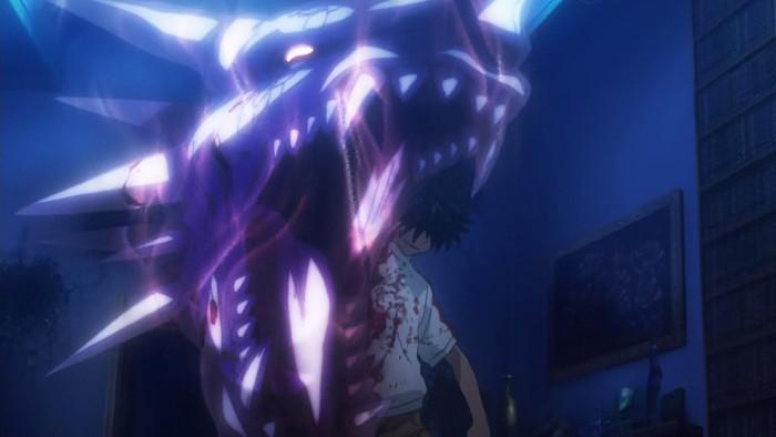 Toaru Majutsu no Index - Touma Dragon