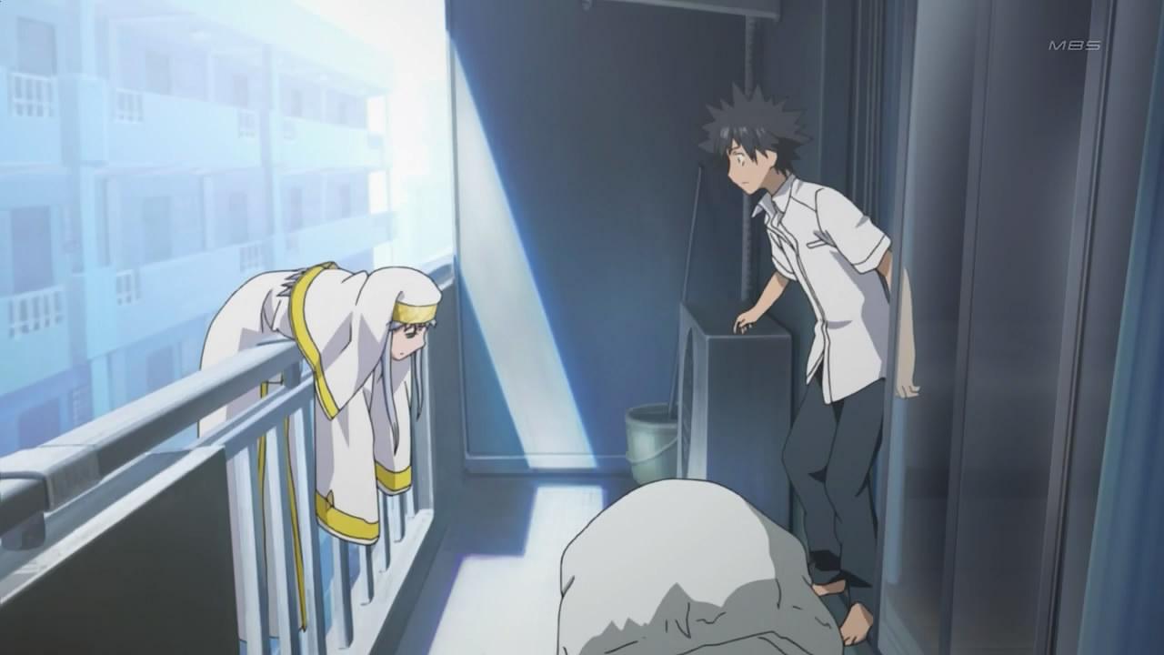 Toaru Majutsu no Index - Backstory Picture