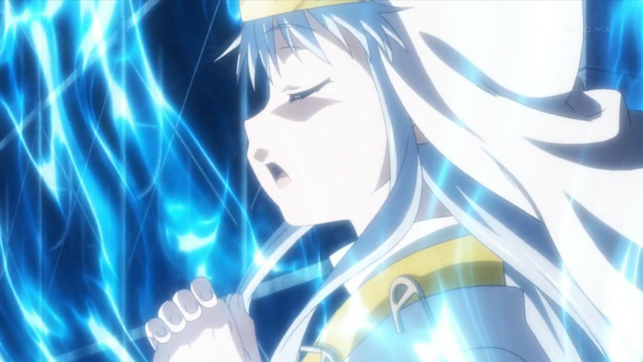 Toaru Majutsu no Index - Index Power