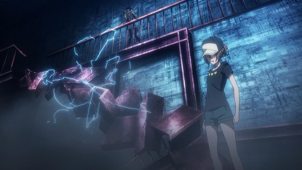 Toaru Majutsu no Index - Mikoto Powers