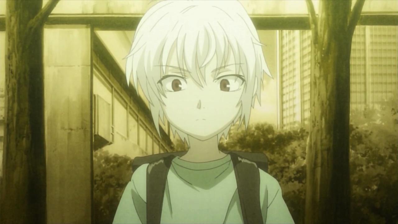 Toaru Majutsu no Index - Accelerator Childhood