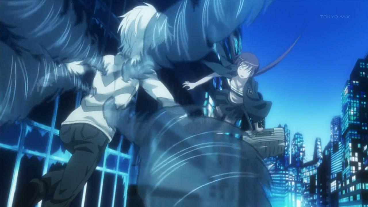 Toaru Majutsu no Index - Accelerator Powers