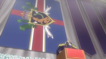 Code Geass - Charles zi Britannia speech