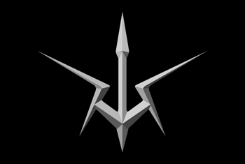 Code Geass - Order of the Black Knights flag
