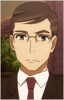 Ano Hi Mita Hana no Namae wo Bokutachi wa Mada Shiranai. Menma Dad