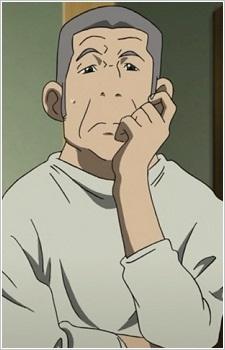 Ano Hi Mita Hana no Namae wo Bokutachi wa Mada Shiranai. Yama-san