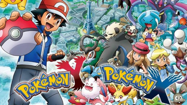Pokemon xy poster pic