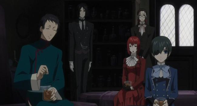 Kuroshitsuji - Characters