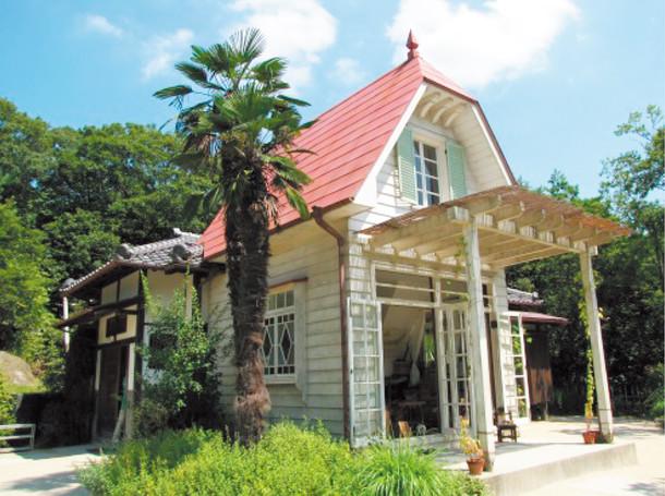 Satsuki and Mei's house Tonari no Totoro