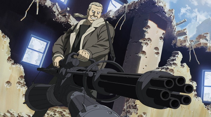 Ghost in the Shell - Batou main