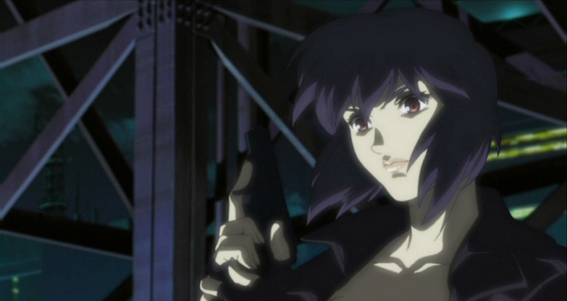 Ghost in the Shell - Motoko Main