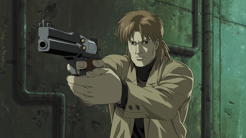 Ghost in the Shell - Togusa main