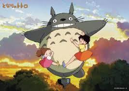 Non Non Biyori Tonari no Totoro
