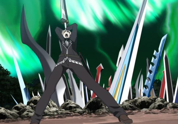High School DxD Kiba Sword Birth