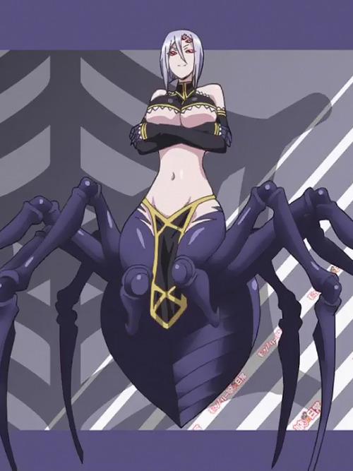 Monster Musume Rachnera