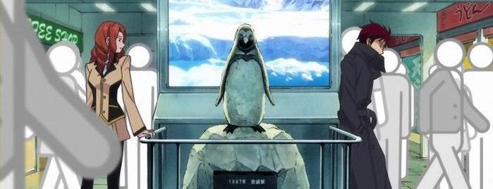 Mawaru Penguindrum Ikefukurou