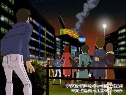 Digimon Adventure Ikebukuro