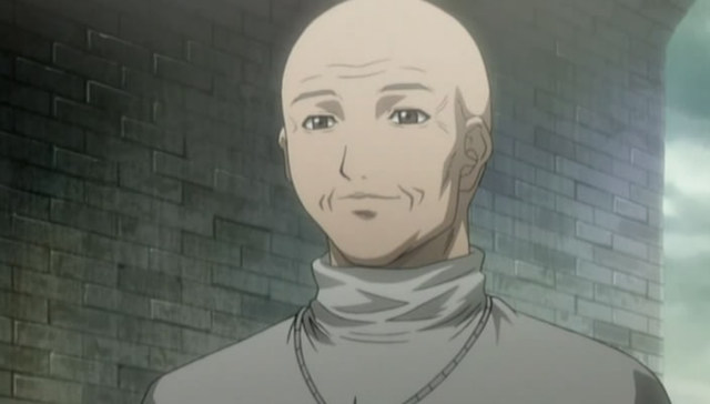 Claymore Father Vincent