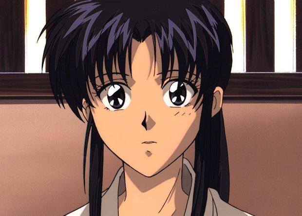 Rurouni Kenshin Kaoru worried