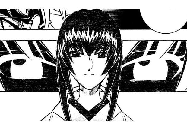 Rurouni Kenshin Tomoe in a vision