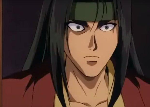 Rurouni Kenshin Tsukioka does not