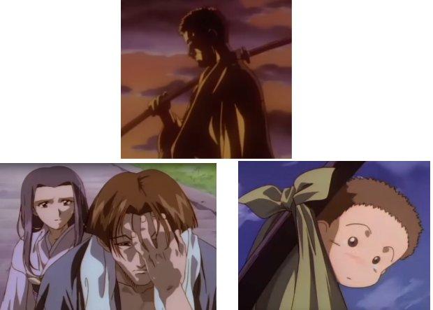 Rurouni Kenshin Arai family