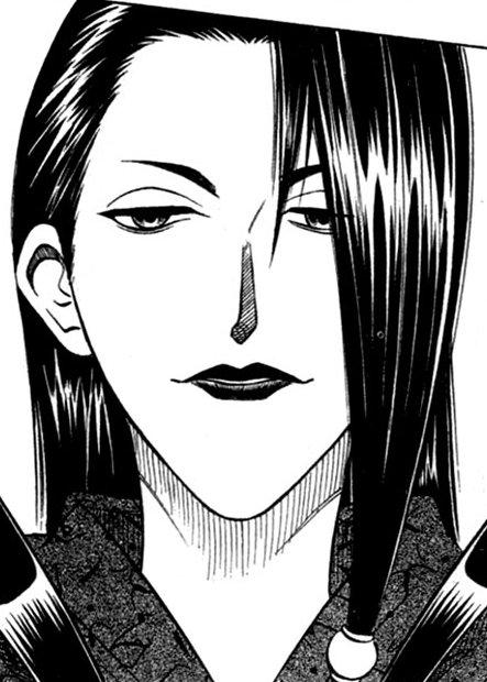 Rurouni Kenshin Hyoko is a trap