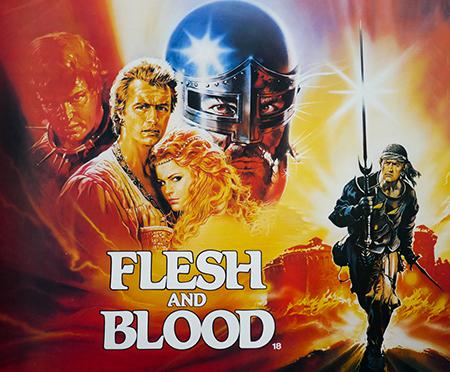 Berserk Flesh and Blood