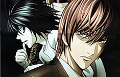 Ranpo Kitan: Game of Laplace - Death Note
