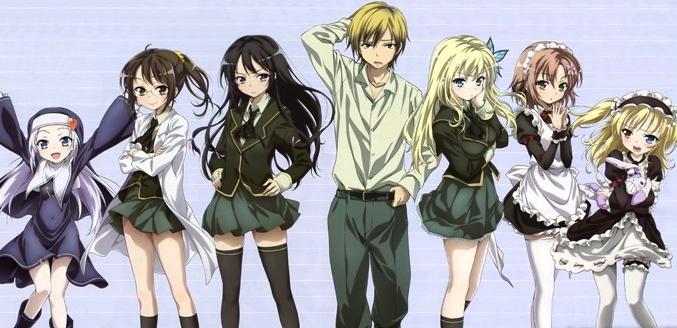 Boku wa Tomodachi ga Sukunai Characters