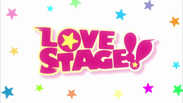 Love Stage!! logo