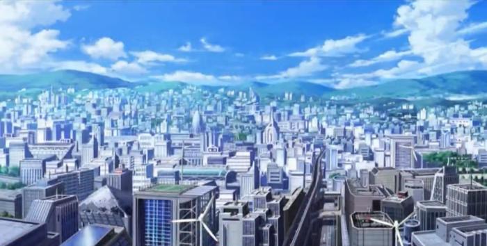 Toaru Majutsu no Index - Academy City