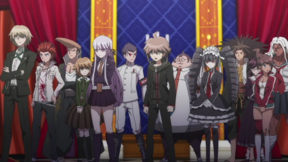 Danganronpa: The Animation Characters